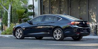 2019 Regal Sportback Mid-size Luxury Sedan Exterior View
