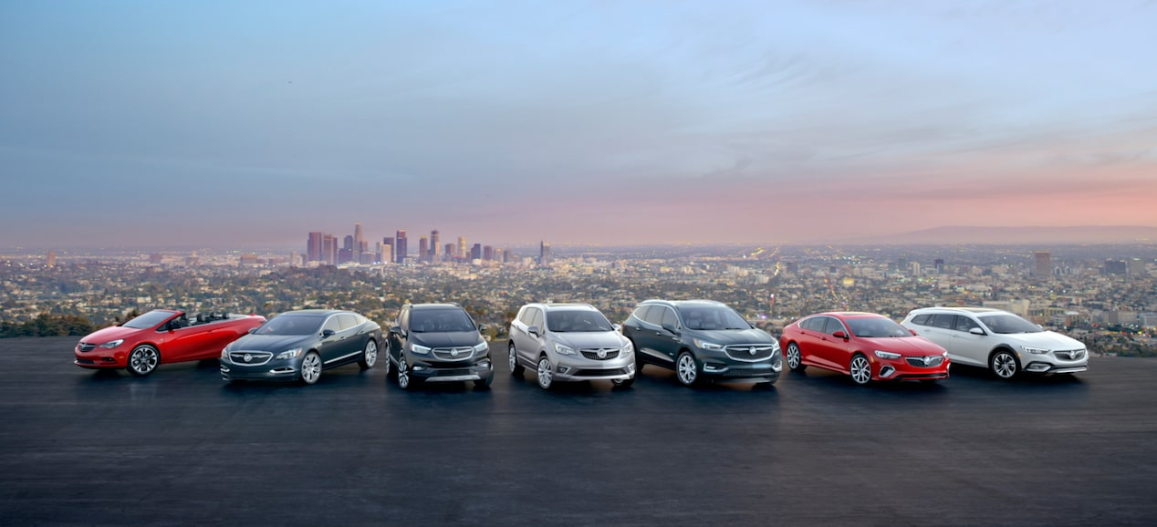 Find a local Buick dealership and explore the entire lineup of Buick luxury cars and SUVs.
