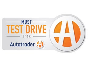2018 Autotrader Must Test Drive Reward