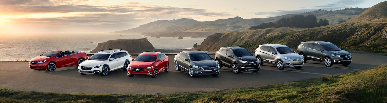 Buick Awards and Accolades masthead