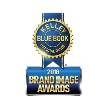 Kelley Blue Book 2018 Brand Image Awards