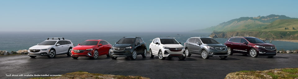Luxury Car Suv And Convertible Awards Accolades Buick