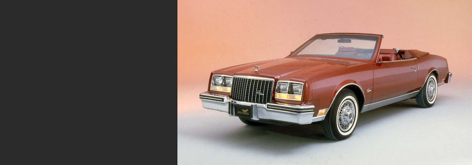 Image of legacy Buick vehicle.