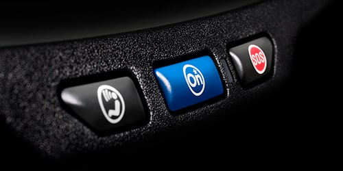 CPO vehicles come with a 3-month OnStar trial