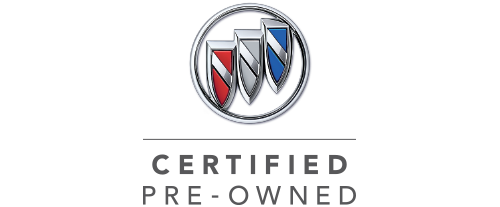 Buick Certified Pre-Owned Vehicles
