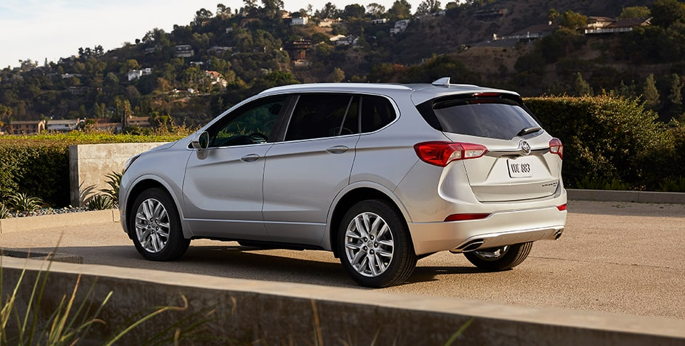 Learn more about 2018 Buick Envision.