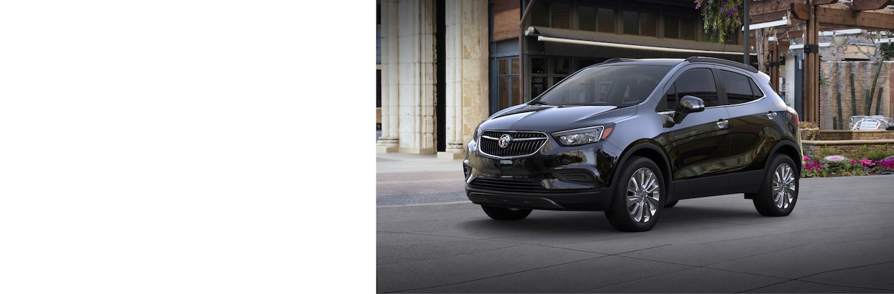 Get 20% below MSRP on most 2018 Buick Encore small luxury SUVs when you finance through GM Financial.