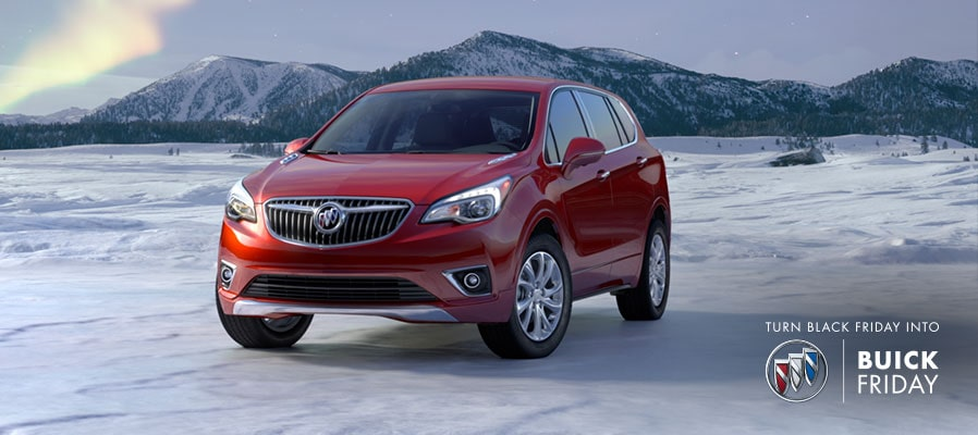 2019 Buick Envision $3,500 purchase allowance on most models when you finance through GM Financial.