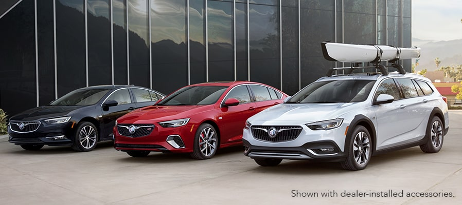 All-New Regal Lineup