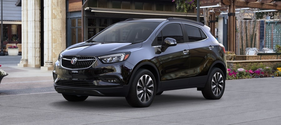Get 20% Below MSRP On Most 2018 Buick Encore Small Luxury SUV Models When  You