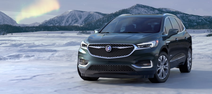 Drive Home The 2018 Buick Enclave Avenir Luxury Suv At 6 287 Below Msrp With Purchase Allowance