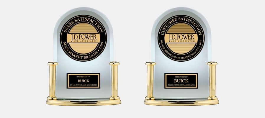 Buick | JD Power Awards