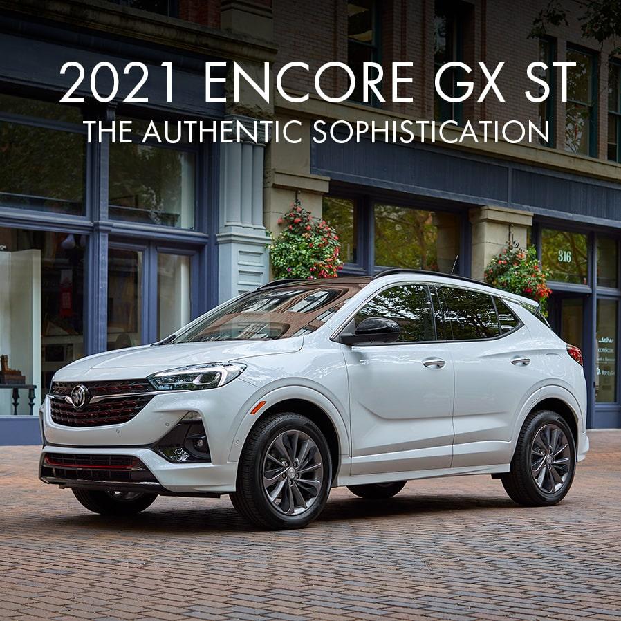 Explore Buick Suvs Encore Encore Gx Enclave Envision