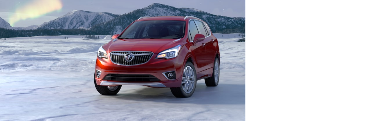 Get 17% below MSRP on most 2019 Buick Envision compact luxury SUV models when you finance through GM Financial.