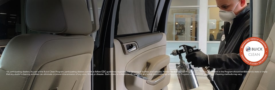Buick: Healthcare Professionals Discount Close Up