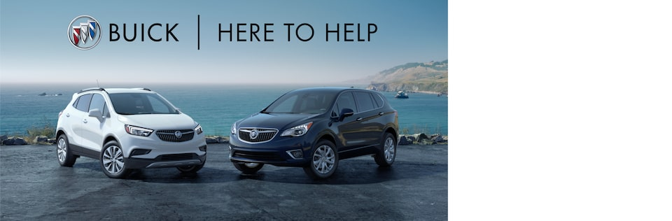 Buick Encore and Envision | Here To Help