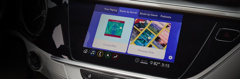 2020 Buick with Alexa Built-In
