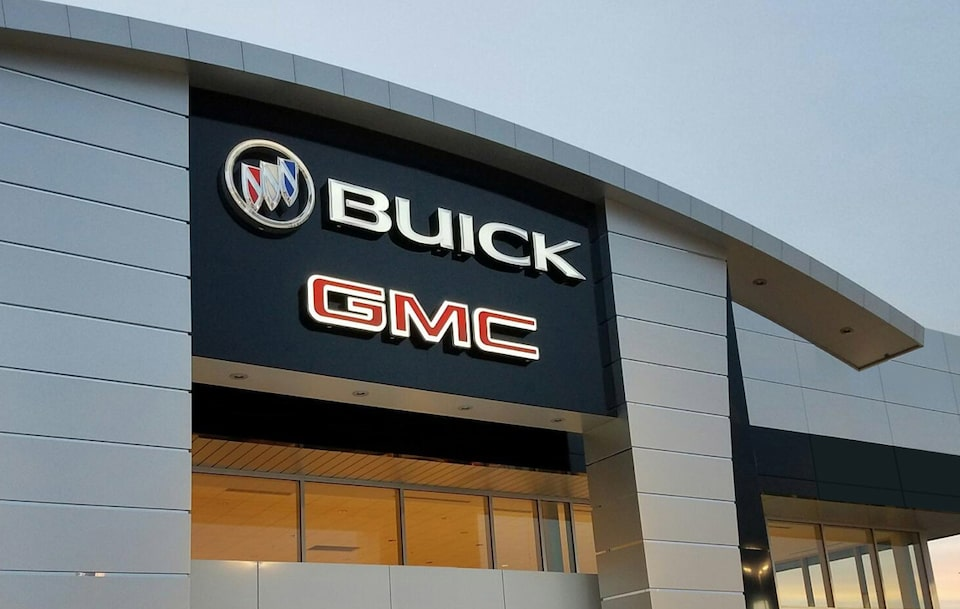 Buick Here to Help: Buick and GMC Dealership