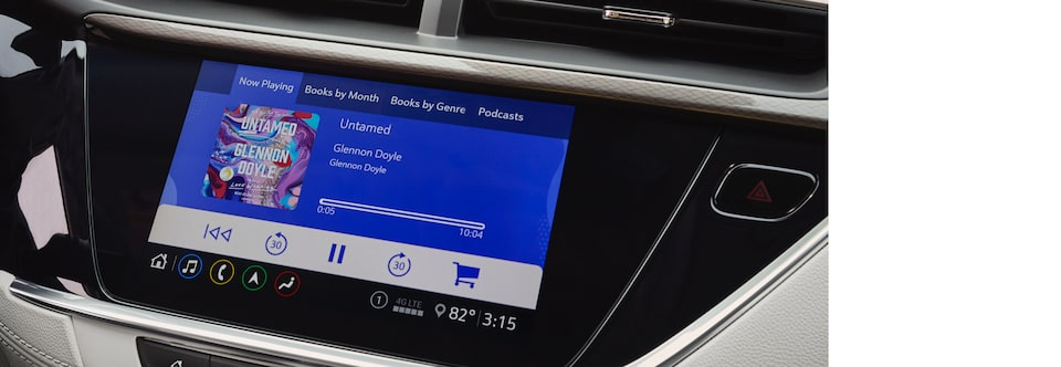 2020 Buick: Hello Sunshine in Infotainment System
