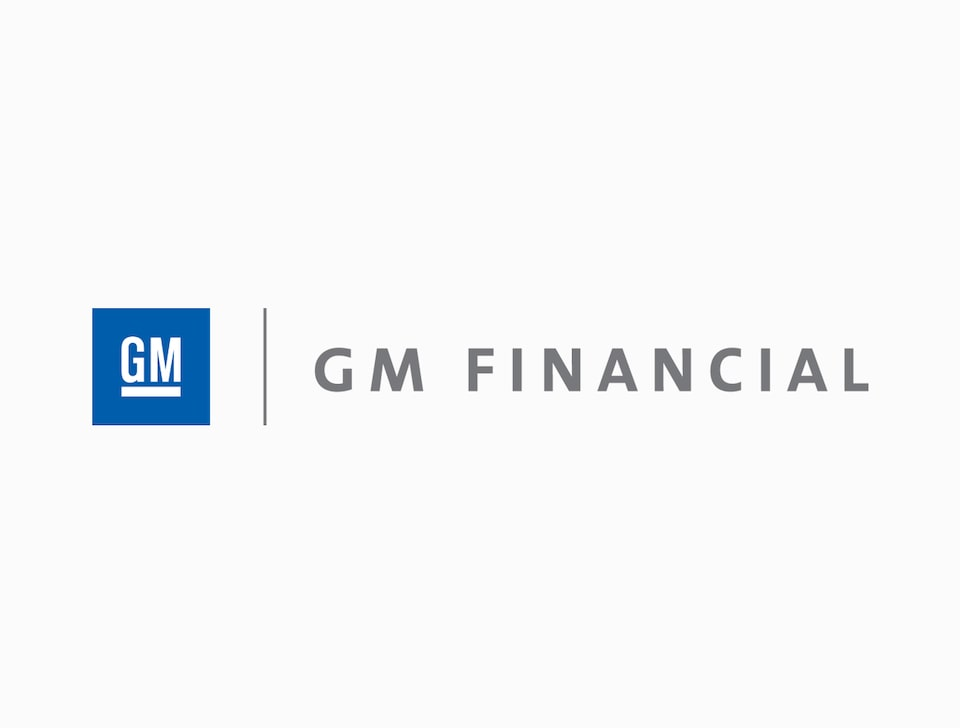 Logo for GM Financial