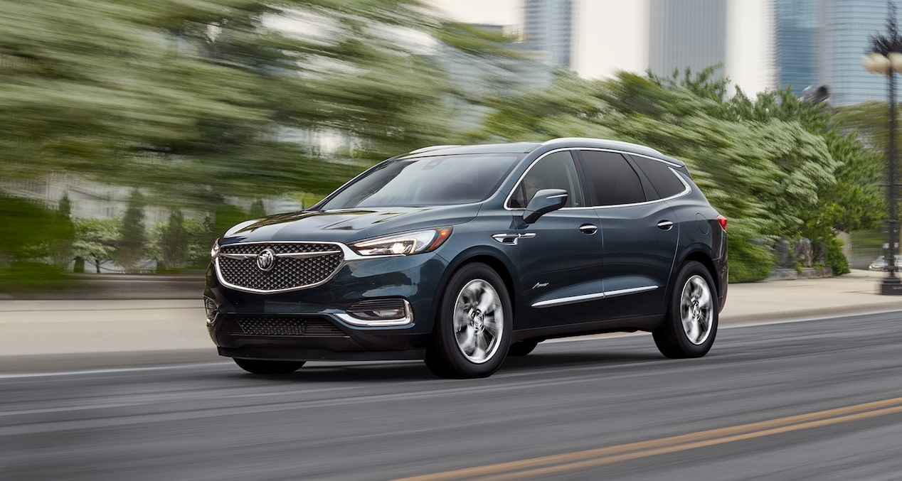 Buick Certified Service Scheduled Maintenance