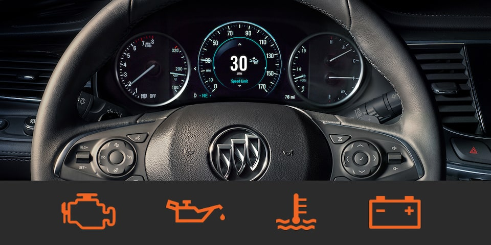 Buick Certified Service Immediate Care Service Indicators