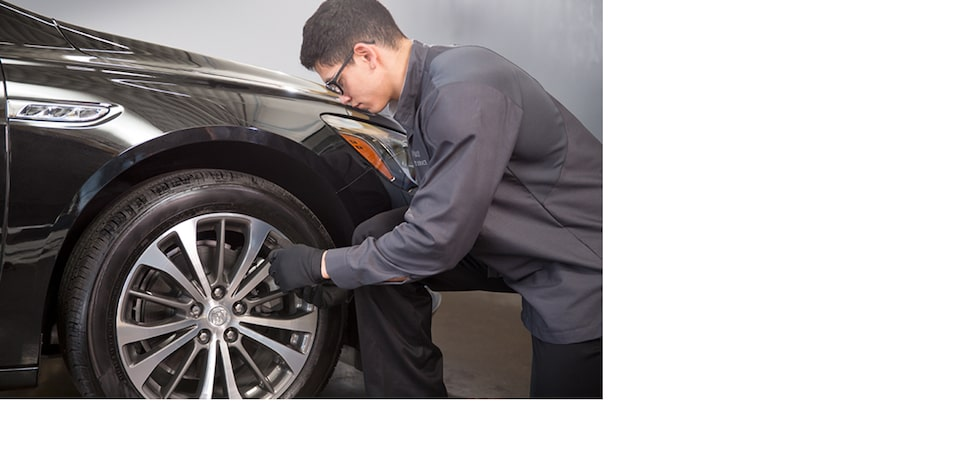 Buick Certified Service When to Check Tire Pressure
