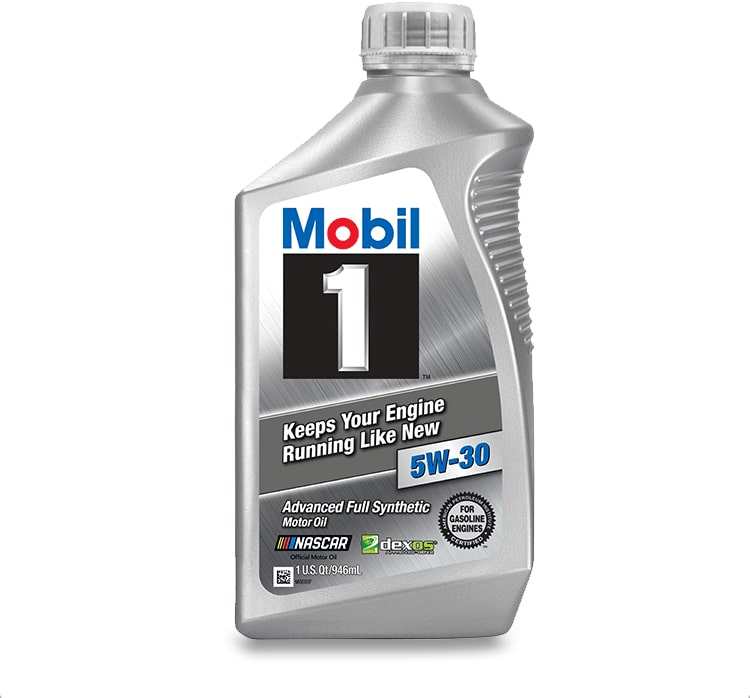 Buick Certified Service: Mobil 1 Oil