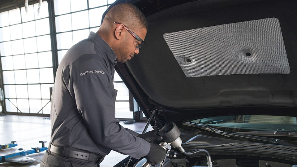 Buick Certified Service Your First Oil Change Is Covered