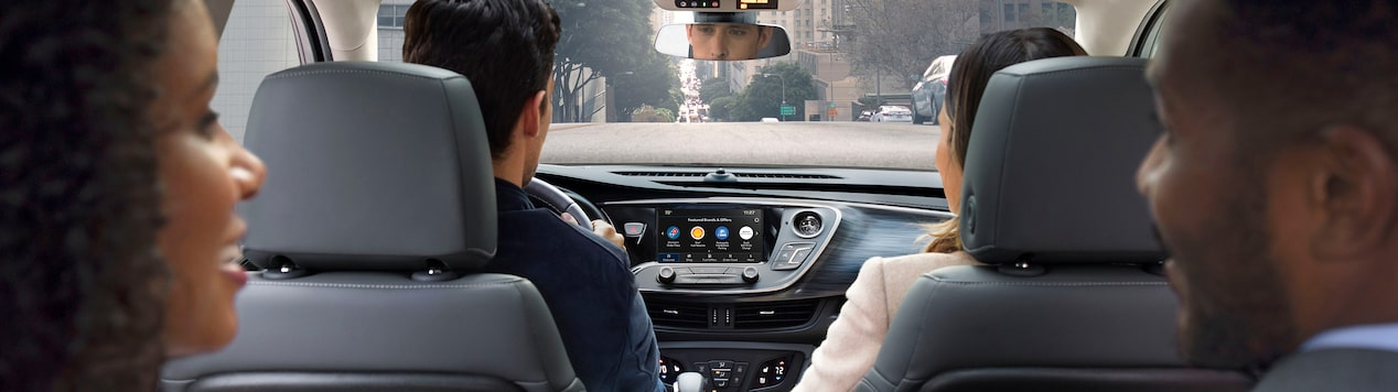 Marketplace In-Vehicle App: Discover Buick