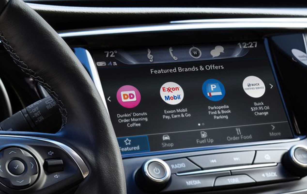 Seamless Connectivity with the myBuick App | Buick