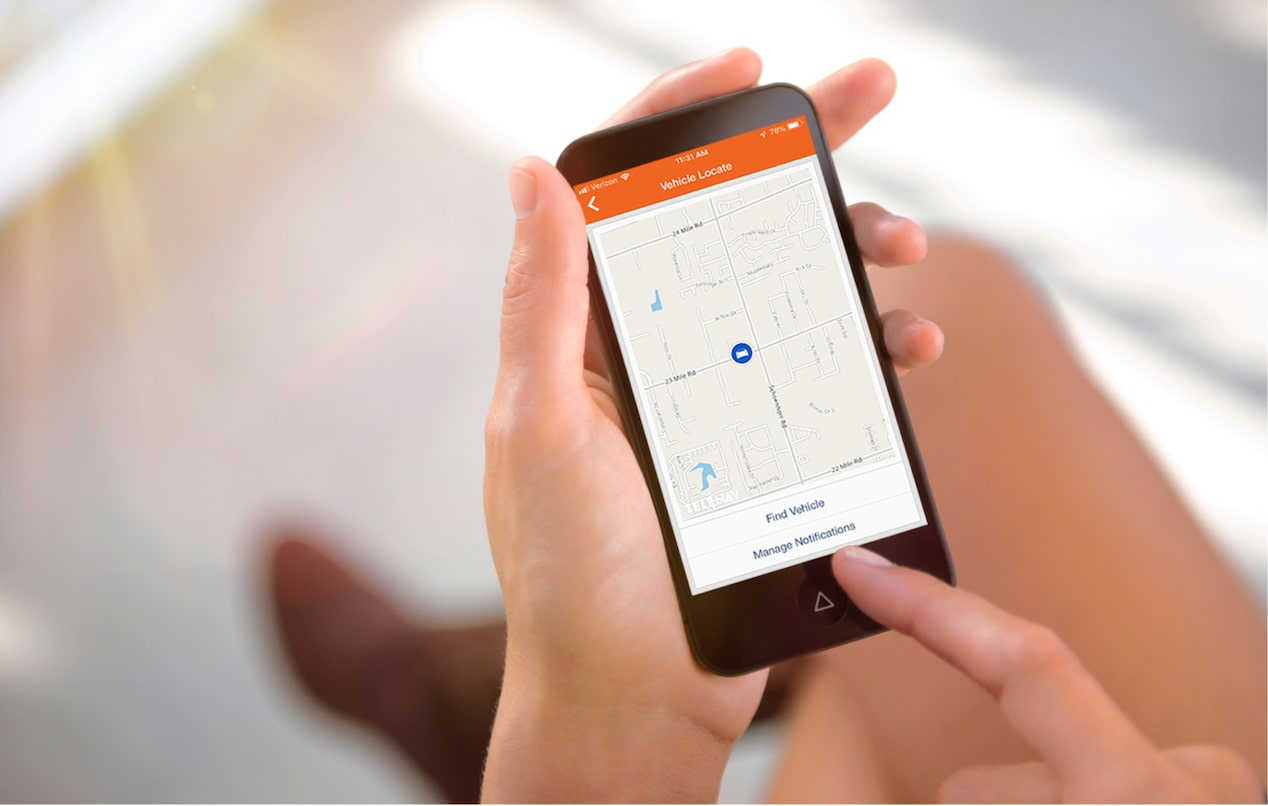 Seamless Connectivity with the myBuick App   Buick