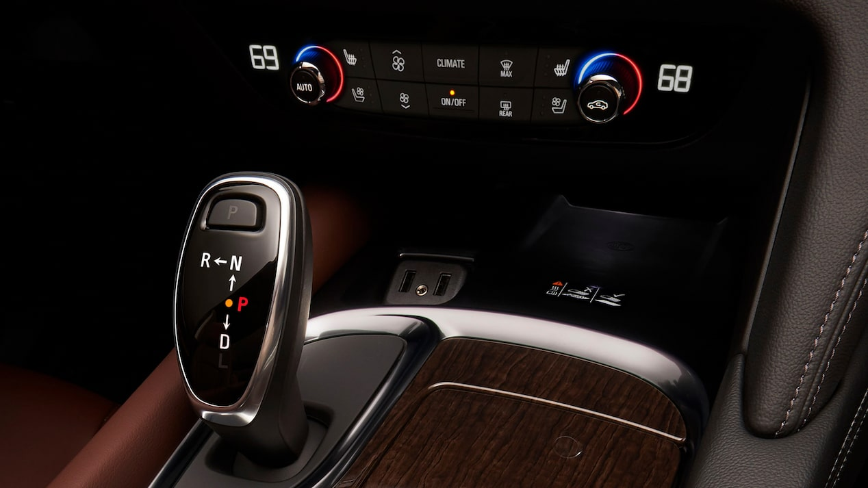 Buick Learning and Support: Climate Controls