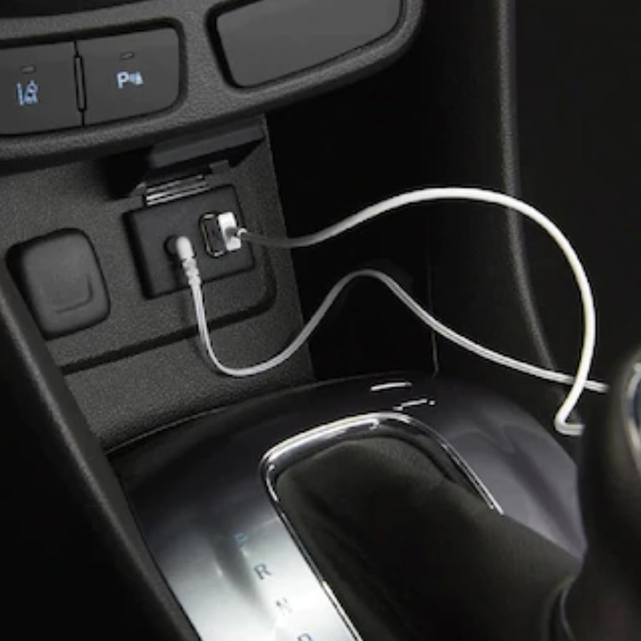 Buick USB and Bluetooth Audio