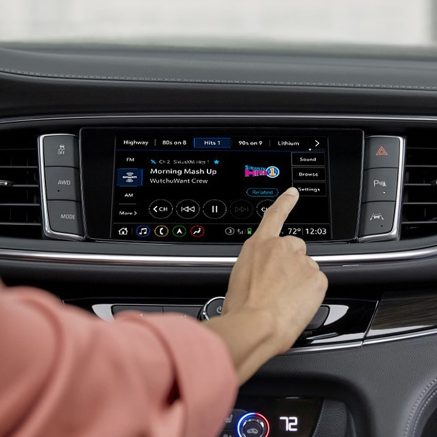 Buick Infotainment System