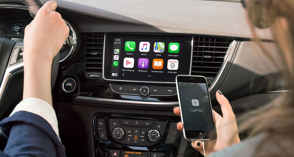 Apple Carplay and Android Auto Integration: Discover Buick