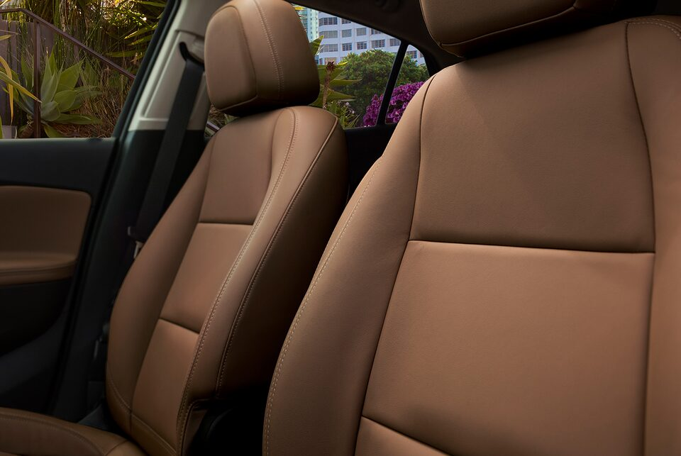 Buick Massaging, Heated and Ventilated Front Seats