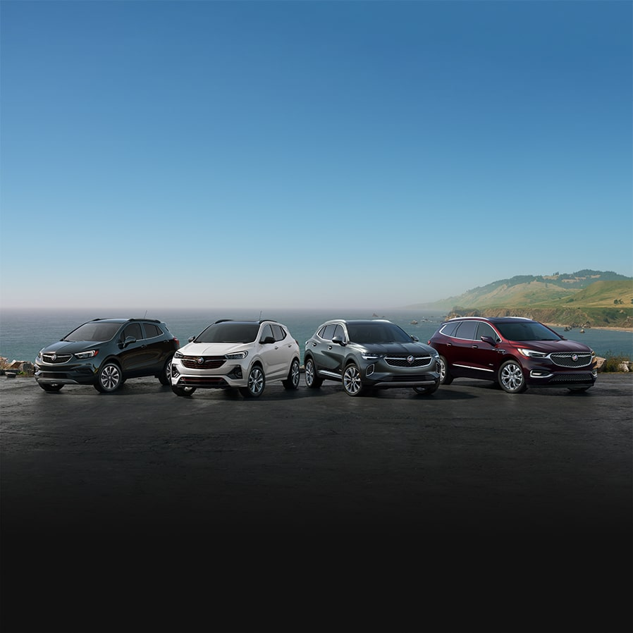 2020 Buick SUV Lineup: Encore, Envision, and Enclave