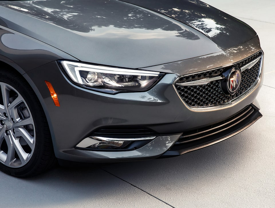 Buick Auto-Leveling Technology
