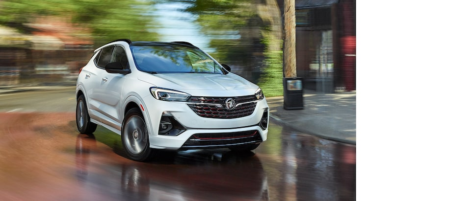 Buick Regal TourX Reduced Fuel Consumption