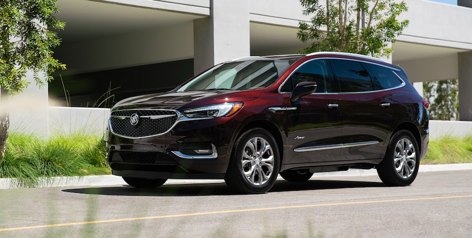 2019 Buick SYouV Enclave Avenir Mid Size Luxury SUV