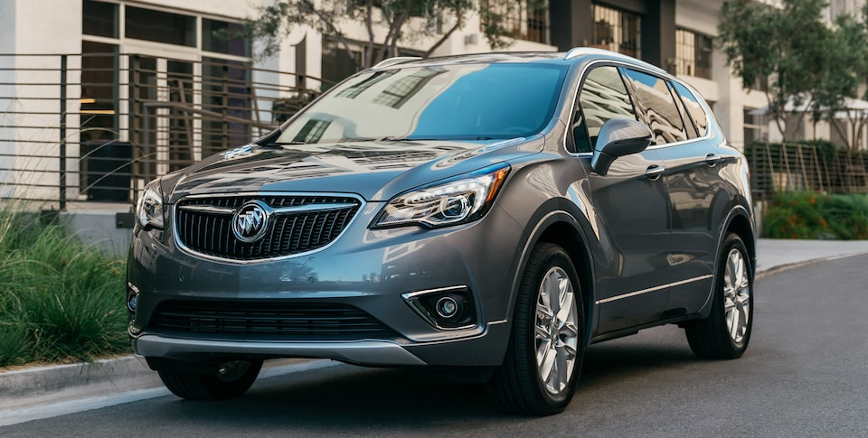 2019 Buick SYouV Envision Compact SUV