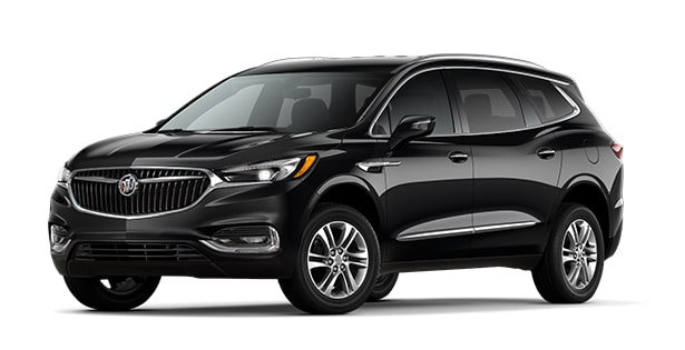 2020 Buick Enclave Mid-Size SUV in Ebony Metallic