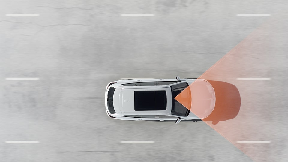 Buick Lane Keep Assist with Lane Departure Warning