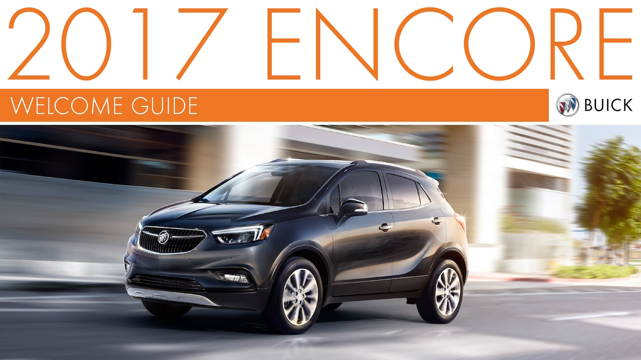 2017 ENCORE WELCOME GUIDE COVER