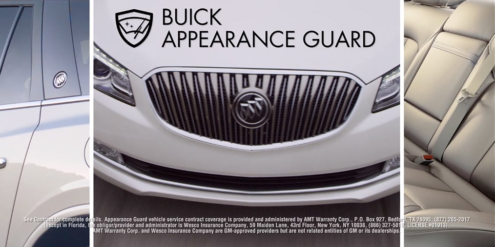 Buick Appearance Guard Video