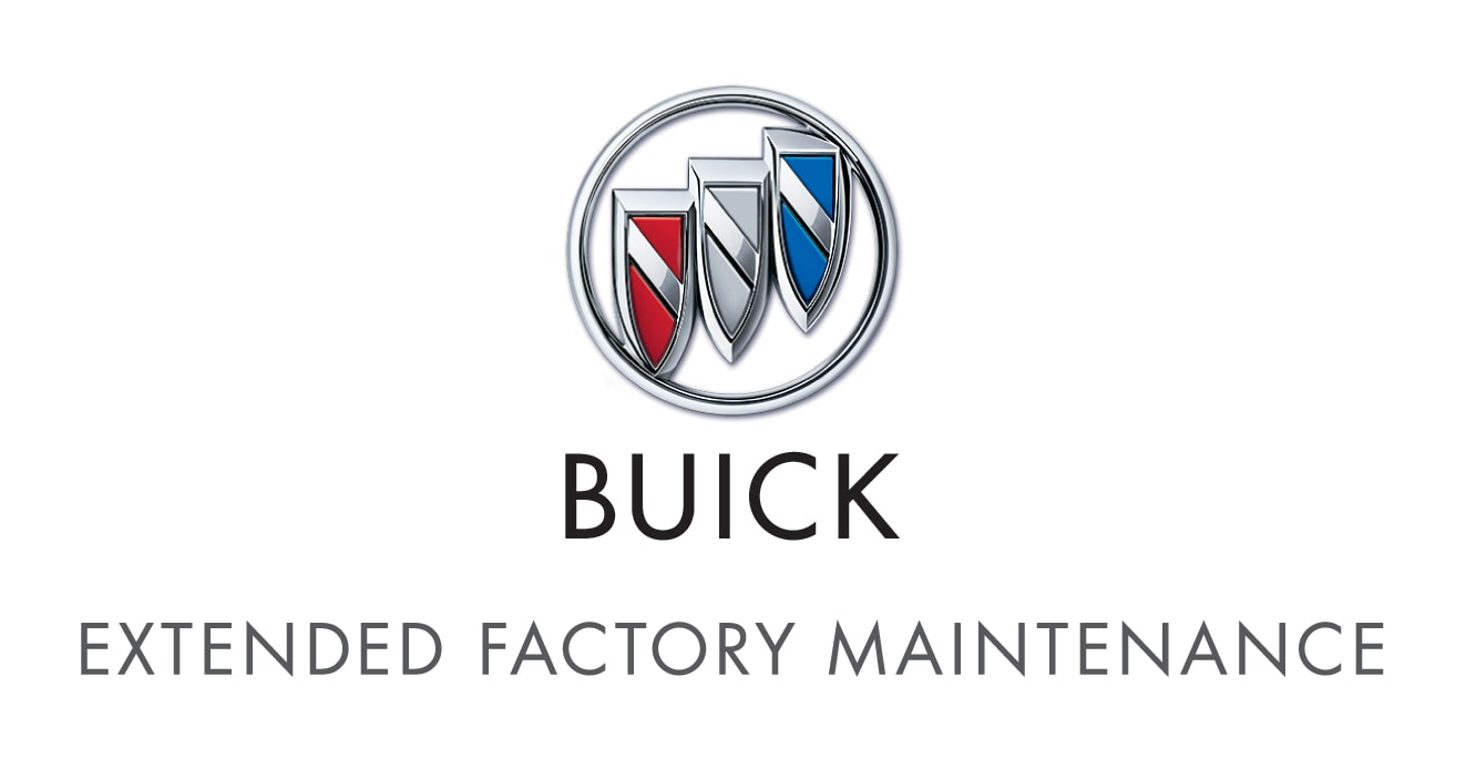 Buick Protection Extended Factory Maintenance Icon