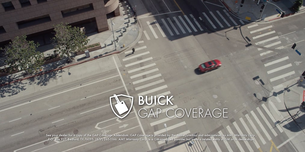 Buick GAP Coverage Video
