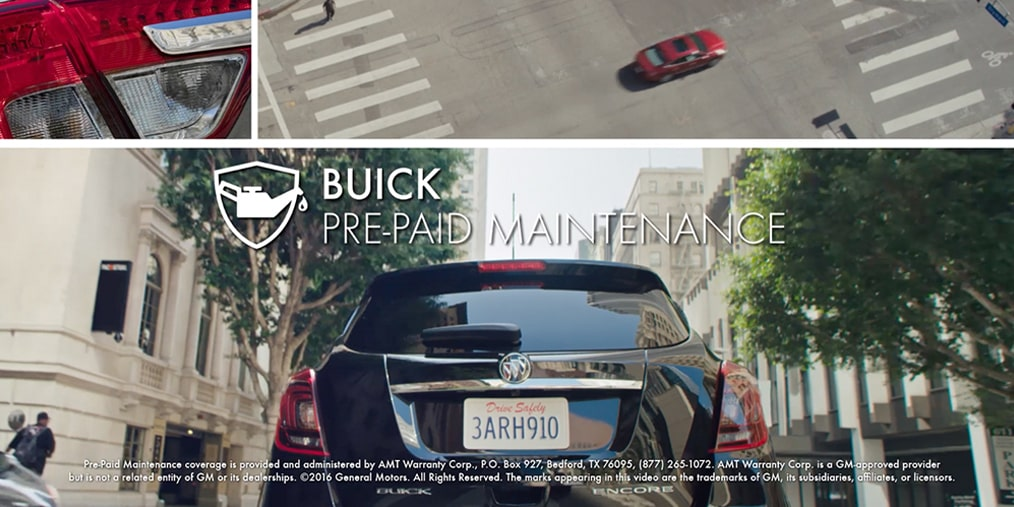 Buick Protection Prepaid Maintenance Video