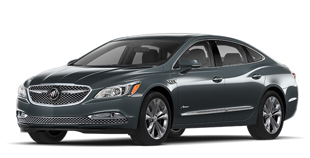Jellybean Image Showing The 2018 Buick LaCrosse Full Size Luxury Sedan In  White Frost Tricoat